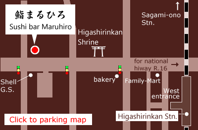 Click to Parking map